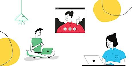 Webinar:   Remote Leadership - Successfully leading virtual teams tickets