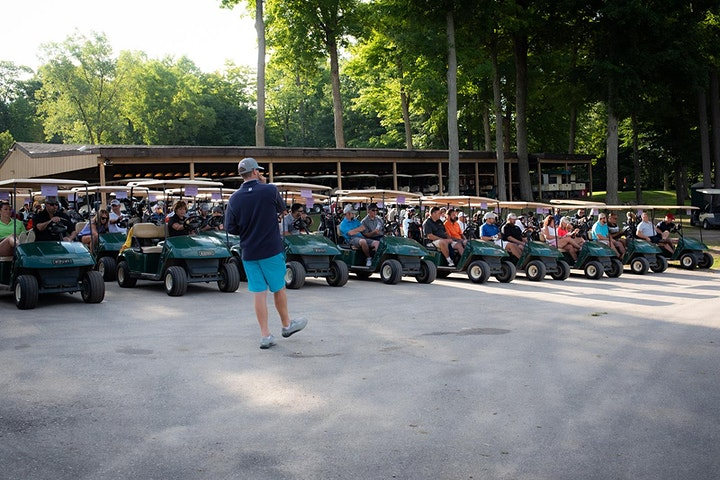 3rd Annual  Lucas for LUCAS Golf Outing image