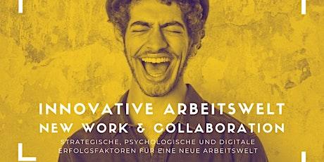 CAS Innovative Arbeitswelt: Collaboration & New Work Tickets