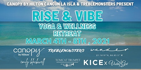 Rise & Vibe - Yoga & Music (Cancun, Mexico) entradas