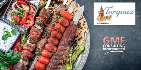 Friday Lunch Break Hosted by Turquaz Turkish Cuisine tickets