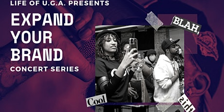 Expand Your Brand Concert Series (Live Streamed) tickets