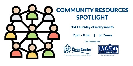 Community Resources Spotlight Series tickets