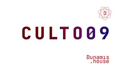 CULTOØ9 ingressos