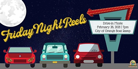 Friday Night Reels tickets
