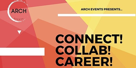 Connect! Collab! Career! tickets