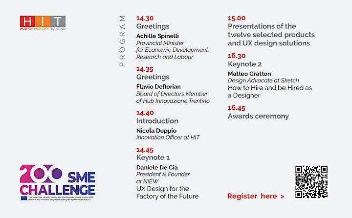 Immagine UX Challenge 2021 - FINAL EVENT