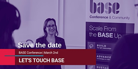 Let's Touch BASE: The importance of connection for happier teams tickets