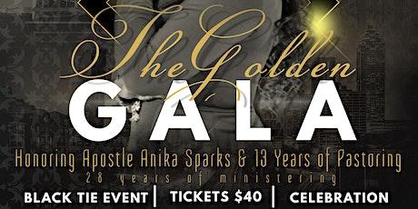 The Golden Gala 2021 tickets