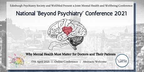 National Beyond Psychiatry Conference 2021: Why Mental Health Must Matter tickets