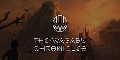 Designing Wagadu Chronicles with Allan Cudicio tickets
