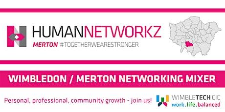 Wimbledon/ Merton Networking Mixer tickets