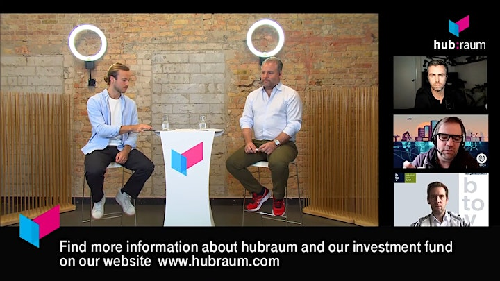 hubraum on air: Tech meets Sustainability image