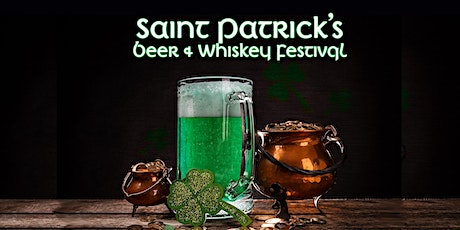 Saint Patrick's Virtual Beer and Whiskey Festival tickets