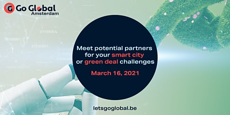 Meet & greet Belgian startup community active in smart & sustainable cities tickets
