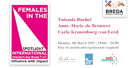 International Women's Day Breda tickets