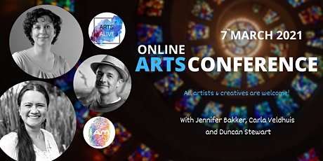 Arts Conference March tickets