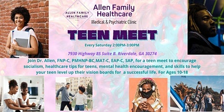 Teen Meet tickets