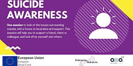 Suicide Awareness tickets