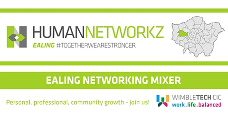 Ealing Networking Mixer tickets