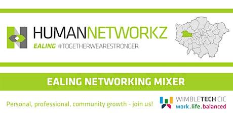 Ealing Networking Mixer tickets