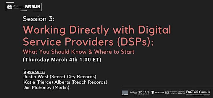 CIMA presents: Digital Dividends image