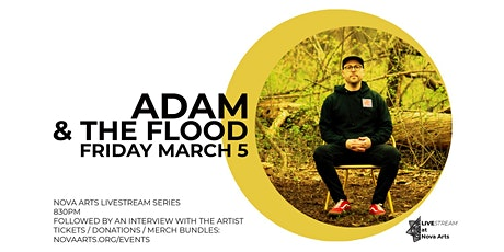 Adam & the Flood Livestream! tickets