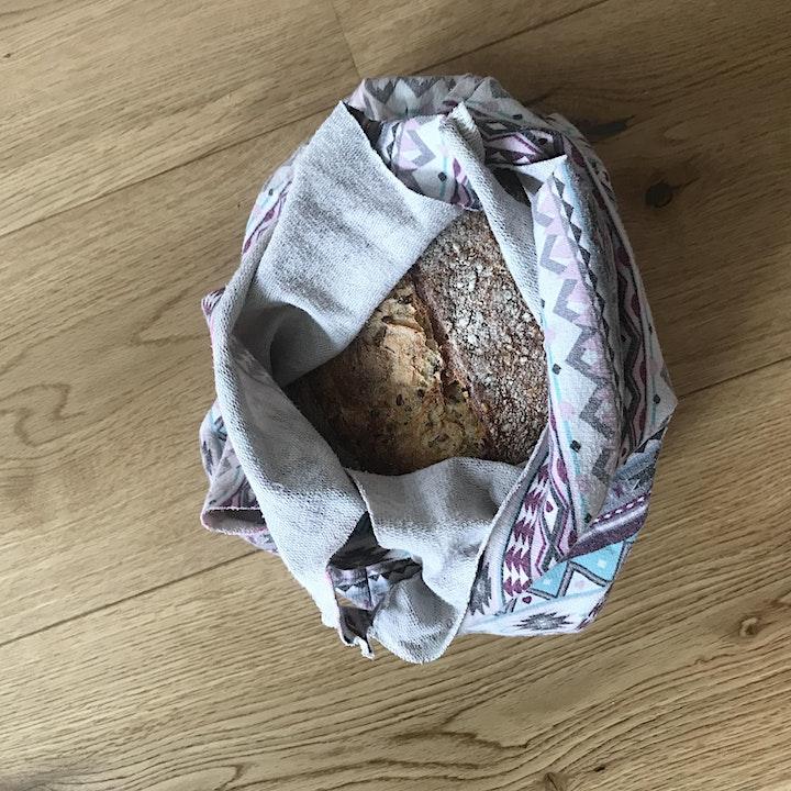 Low-Waste Lockdown - Intro to bread baking Workshop image
