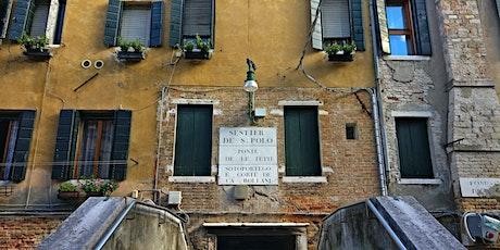 Tour - Le cortigiane veneziane tickets