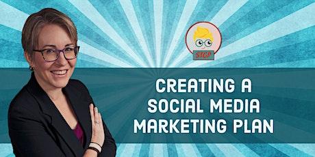 Creating a Social Media Marketing Plan tickets