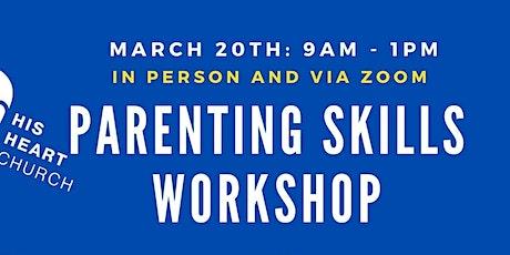 Parenting Skills Workshop tickets