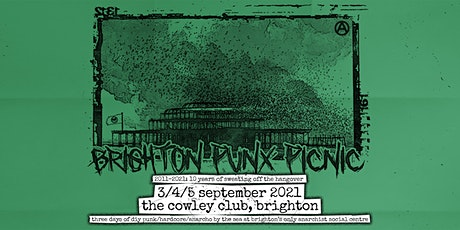 Brighton Punx Picnic 2021 tickets
