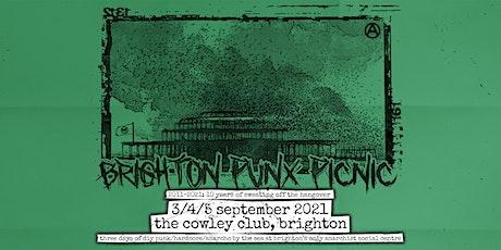 Brighton Punx Picnic 2021 tickets