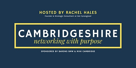 Networking with Purpose tickets