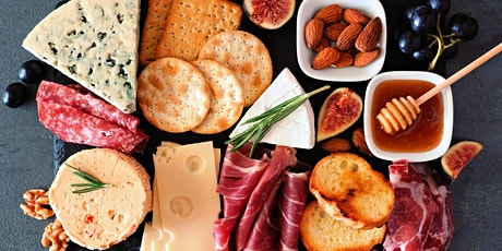 Make & Take: A Cheese & Charcuterie Board tickets