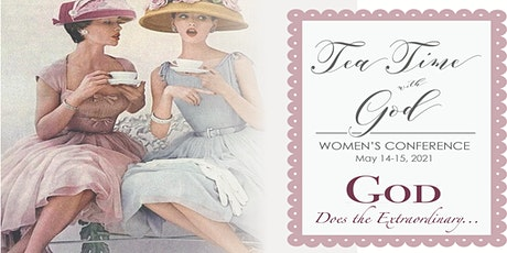 Tea Time with God tickets