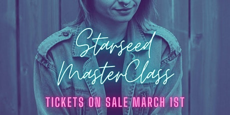 Starseed MasterClass tickets