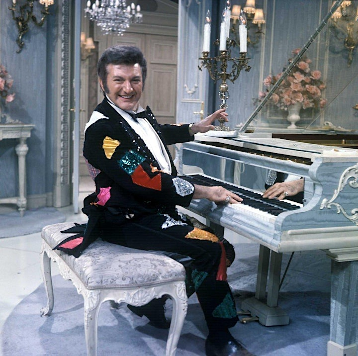 The race to recognise LGBT history: Liberace image