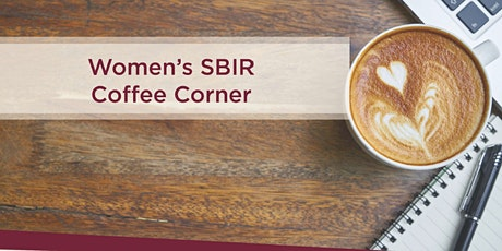 Women's SBIR Coffee Corner tickets