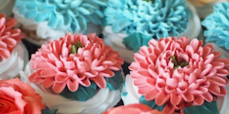 Online Cupcake Baking & Decorating tickets