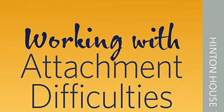 Dr Sue Jennings Working with Attachment Difficulties in Children tickets