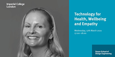Using Technology for Health, Wellbeing and Empathy tickets