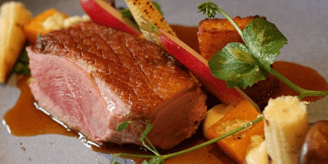 Online Classic French Dinner Party: Duck a l'Orange tickets