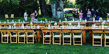 Blackbelly Farm Dinner September 15th tickets