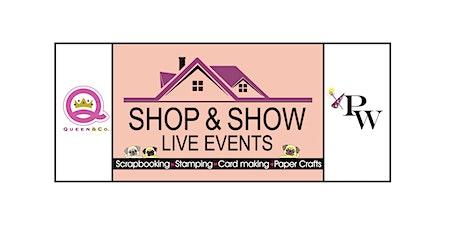 SHOP & SHOW LIVE BRAND SHOWCASE - FEB 27, 2021 billets