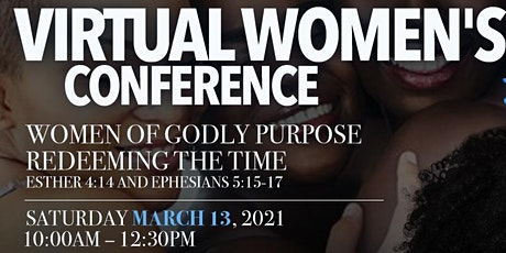 Virtual Women's Conference tickets