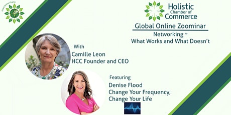 HCC Monthly Zoominar ~ Networking ~ What Works and What Doesn't tickets