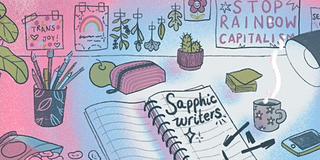 Sapphic Writers Zine Launch: Out Of The Wardrobe tickets