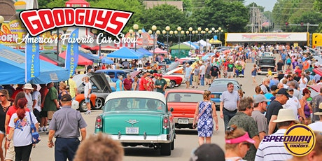 Goodguys 30th Speedway Motors Heartland Nationals presented by BASF tickets