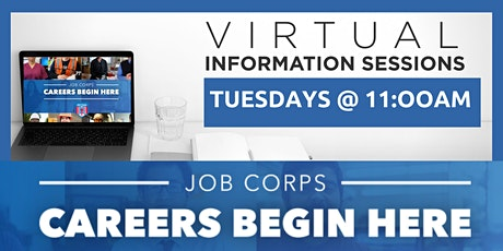 Paul Simon Chicago Job Corps Information Session tickets
